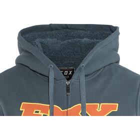 Fox Race Team Sherpa Zip Fleece Jacket Men navy